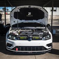 Volkswagen Golf Mk7.5 Grill Dechrome Blackout (GTI R TSI TDI)