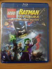 LEGO BATMAN THE MOVIE DC SUPER HEROES UNITE BLU RAY LOS SUPER HEROES SE UNEN
