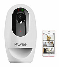 Pawbo Life Pet Camera (PPC-21CL): 720p HD Video, 2-Way Talk, Laser & Treat
