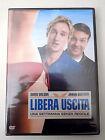 DVD - LIBERA USCITA. UNA SETTIMANA SENZA REGOLE - WARNER BROS 2011 - A8