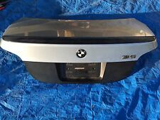 2006 2007 2008 2009 2010 BMW M5 E60 OEM BODY REAR TRUNKLID TRUNK LID GATE DECK