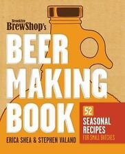 Brooklyn Brew Shop's Beer Making Book: 52 Seasonal Recipes for Small-ExLibrary