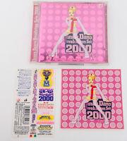 Dance Dance Revolution Solo 2000 Original Soundtrack Japan 2CD w/Obi TOCP-64064