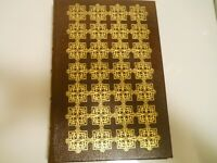 James Fenimore Cooper THE DEERSLAYER Easton Press 1st Edition 1st Printing HC