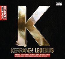 KERRANG! LEGENDS - NEW CD COMPILATION