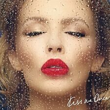 KYLIE MINOGUE - KISS ME ONCE 2 VINYL LP + CD NEW+