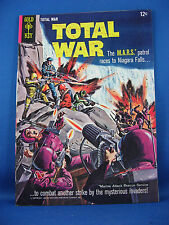 TOTAL WAR M.A.R.S. 2 VF NM  Wally Wood 1965
