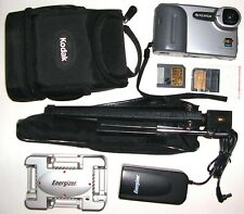 RARE VINTAGE - FUJIFILM DS-7 DIGITAL PHOTO CAMERA SET - MADE IN JAPAN
