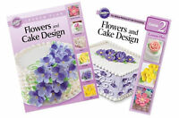 Wilton Lesson Plan Course 2 Flowers & Cake Design Book #9751 - NEW - Choose one!