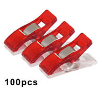 Edge Sewing Clips Craft Sewing Knitting Wonder 50/100pcs Useful Best seller Hot