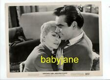 LANA TURNER SEAN CONNERY ORIGINAL 8X10 PHOTO 1958 ANOTHER TIME, ANOTHER PLACE