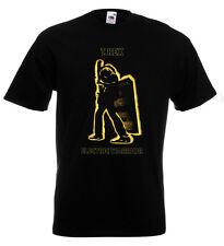 More details for t rex marc bolan t shirt electric warrior tyrannosaurus rex mickey finn