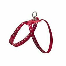 Ancol Reflective Cat Harness Red - sgl - 589969