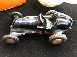Vintage Roy Cox Thimble Drome Champion Tether Race Car -