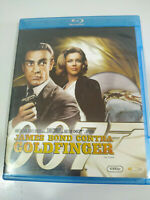 James Bond Contra Goldfinger 007 Sean Connery - Blu-Ray Español Ingles