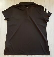 ADIDAS Climacool ® Women's Slim Fit Polo Shirt Sz. Large