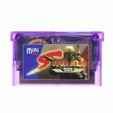 Mini SD Supercard Flash Card Adapter Cartridge For GBA SP GBM IDS NDS NDSL New
