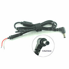 DC Cord Cable with Tip plug Connector For Liteon charger adapter