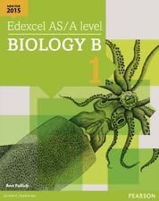 Edexcel AS/A Level Biology B Student Book 1 + Activebook (Edexcel GCE Science 2.