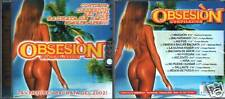 OBSESION COMPILATION LAS MEJORES BACHATA SEX COVER CD