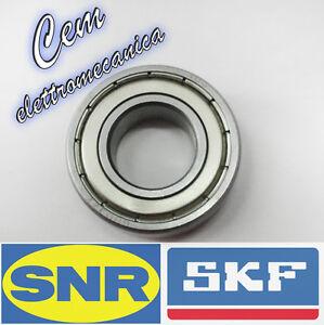 Cuscinetto a sfere 6201 ZZ schermato misure 12x32x10 SKF - SNR - NSK cuscinetti
