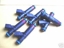 FORD SET OF 6 FUEL INJECTORS FOR  A  3.0L V-6 ENGINE