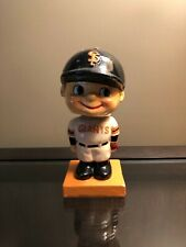 San Francisco Giants 1960-61 Square Color Base Vintage Bobblehead