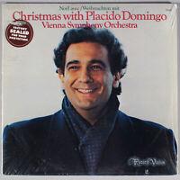 Placido Domingo - Christmas With (1982) [SEALED] Vinyl LP •