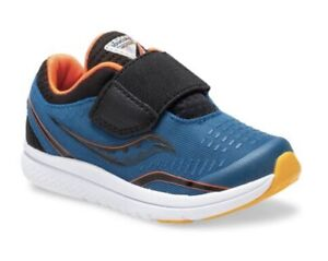 NIB Saucony Blue 1st Walkers Shoes Sneakers Toddler 4 M