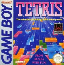 Nintendo GameBoy Spiel - Tetris Modul