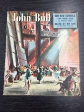 November John Bull Antiques & Collectables Magazines