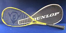 """Dunlop """"Rage 25� Squash Racquet w/ Case *Excellent*"""