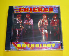 """CD  NEU """" CHICAGO - ANTHOLOGY """"  7 SONGS (25 OR 6 TO 4) - OVP"""