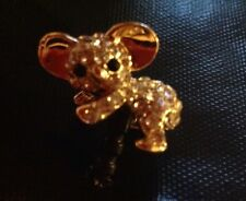 Stylish Bling Koala 3.5mm Earphone Anti Dust Plug Stopper for Iphone and Samsung