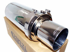 "Apexi N1 Evolution-R Universal Exhaust Muffler (N/A 2.5"" Inlet 3.5"" Tip)"