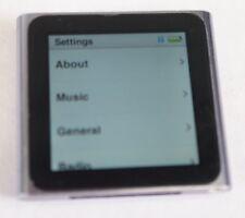 Apple MC688LL iPod Shuffle 6th Generation - Graphite - (8 GB) MP3 Player