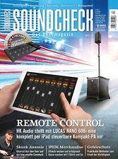 LUCAS NANO 608i im Test - Workshop Gehörschutz Methoden - Soundcheck