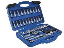 BlueSpot Tools 01530 0.6cm Eje Cuadrado Juego llaves de vaso y fijación 46