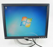 "Dell 1505FP 15""  LCD Flat Panel Monitor Display VGA w/ Cords Grade A"