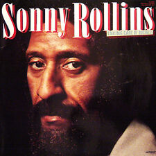 SONNY ROLLINS Taking Care Of Business FR Press Prestige P 24082 1978 2 LP