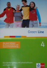 Green Line - Ausgabe Gymnasium , Standardaufgaben 4 mit Lehrer - Software Buch
