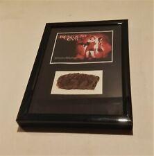 Original Resident Evil Requisite Props FX Zombie Haut Skin 2002 + COA
