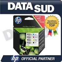 HP CARTUCCE ORIGINALI 932 XL-933 XL-COMBO PACK- OFFICEJET 6100 EPRINTER C2P42AE