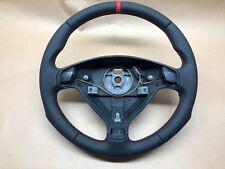 Lederlenkrad Lenkrad Opel ASTRA G ZAFIRA A Daumen 12 Uhr Markierung OPC Look