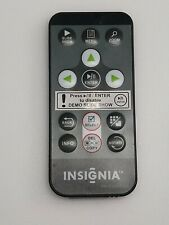 Insignia Rm-Nsdpf09A Remote Control Nsdpf5Sa09 Nsdpf7Wa09 Nsdpf8Wa09