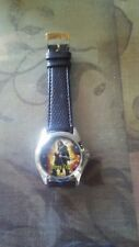 Pirates of the Caribbean Captain Jack Sparrow Skull Antique Pocket Watch