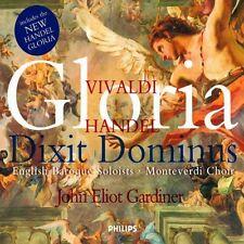 John Eliot Gardiner - Gloria / Dixit Dominus / Gloria [New CD]