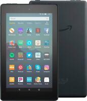 Amazon All-New Fire 7 (2019) 16GB 1 GB  RAM Black Tablet eReader AU WTY