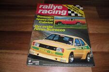 RALLYE RACING 4 / 1975 -- RENN-SCIROCCO - PORSCHE 908/3 Turbo-DAYTONA 500+POSTER