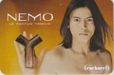 Carte  publicitaire liquatouch  -  advertising card -  Nemo de cacharel